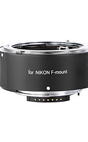 צינור הארכת מאקרו אלומיניום AF kooka KK-n25a למצלמות ניקון SLR 25mm