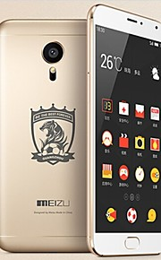 "MEIZU MX5 Gold 5.5""FHD Android 5.0 LTE Smartphone(Dual SIM,WiFi,GPS,Octa Core,RAM3GB+ROM16GB,20MP+8MP,3150mAh Battery)"