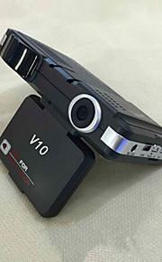 CAR DVD - 5 MP CMOS - 2560 x 1920 - G-sensor / Vidvinkel / 720P / Anti-stød