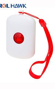 patrulje hawk® medicinsk opkald knap sensor rødt ledede