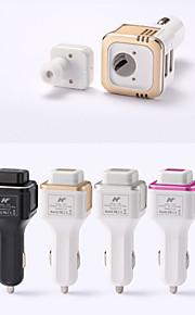 auto zuurstof bar wreless bluetooth headset 4 auto mobiele telefoon oplader luchtzuivering sterilisatie
