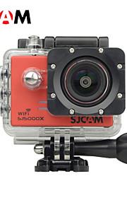 SJCAM SJ5000X Opsætning / Skrue / Rengøring Værktøj / Sportskamera / Vandtæt hus / Kabel / klæbemiddel 2 12MP 4000 x 300060fps / 30fps /