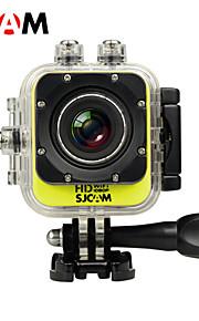 SJCAM M10 WIFI Opsætning / glat Frame / Stropper / Skrue / Rengøring Værktøj / Sportskamera/GoPro Style-kamera / Kabel / klæbemiddel 1.5