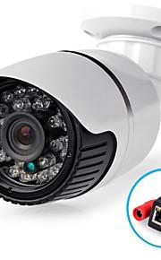 cctv sony cms 24pcs LED IR-cut coperta bullet telecamera di sicurezza 2.0MP 1080p rete p2p ip camera di sicurezza