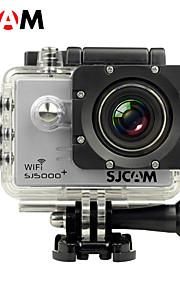 SJCAM SJ5000 Plus Sportskamera 1.5 16MP 4000 x 3000 60fps / 30fps 4X ± 2 EV CMOS 32 GB H.264Italiensk / Russisk / Arabisk / Hollandsk /