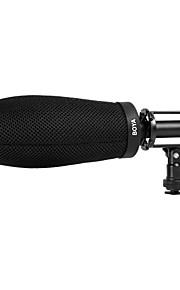 Boya by-T160 inde dybde 160mm professionel forruden til shotgun mikrofon