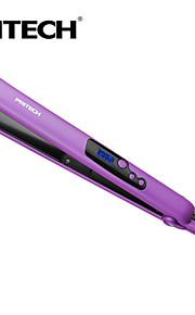 Straighteners Kan brukes på vått og tørt hår For glattere hår Ion teknologi / Dreielig ledning / Strømlys Indikator / ElektriskBein Beige