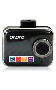 CAR DVD - 3 MP CMOS - 2048 x 1536 - Video ud / G-sensor / GPS / Vidvinkel / 1080P / Anti-stød