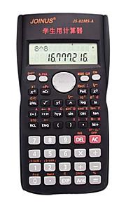 js-82MS-monitoiminen laskin lukiolainen