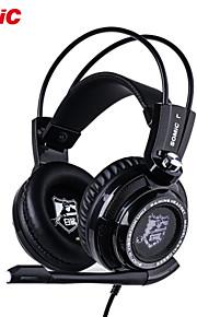 Somic g941 kampioen ruisonderdrukkende diepe bas 7.1 surroud usb trillingen geleid professionele gaming computer headset