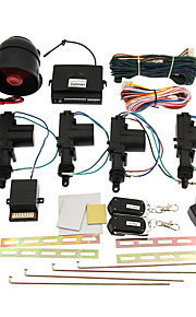 remote keyless entry security + auto alarm 4 deurs macht lock actuator voertuig kit