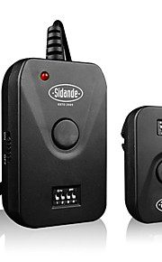 Sidande WFC-04 433MHz 16 Channels Frequency Wireless Flash Trigger for Studio Camcorder Canon Nikon