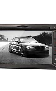 """DVD-afspilleren 2 DIN bil ( """"RGB + navi gps bluetooth 4g + sd-kort"""