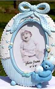 Cadre photo ( Bleu , Moins de 10 ) - Thème de conte de fées