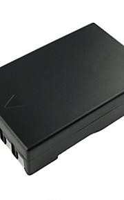 ismartdigi EL9 digitalt kamera batteri x2 + o.charger til Nikon D60 / D40 / D40x / D500 EL9