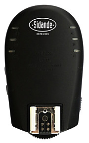 Innesco istantaneo senza fili E-TTL (ii) transceiver sidande WFC-05 ad alta velocità Canon EOS 5D2 / 5D3 / 650D / 600D / 550D / 450D /