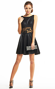 TS Couture® Cocktail Party Dress A-line Scoop Short / Mini Polyester with