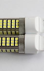 1156/1157 / T20 2835-63smd luce della coda dell'automobile luce di stop svolta retromarcia indicatore luce laterale della lampada bianco