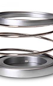 auto lastbil bil van instrumentbræt kop flaske kopholder kopholder sølvfarvede