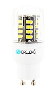 Ampoules Maïs LED Blanc Chaud / Blanc Froid 1 pièce T GU10 6W 30 SMD 600 lm AC 100-240 V