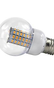 Ampoules Maïs LED Blanc Chaud / Blanc Froid 1 pièce T E14 / B22 / E26 / E26/E27 8W 69 SMD 5730 900 lm AC 85-265 V