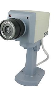 telecamera di sicurezza con rilevazione di movimento / attività rosso ha condotto la luce, trasporto di goccia