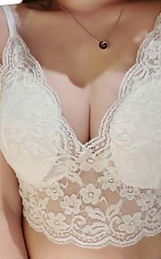 3/4 cup Bras,Double Strap Lace