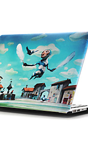 MacBookの空気11 '' / 13 ''用着色の描画〜43スタイルフラットシェル