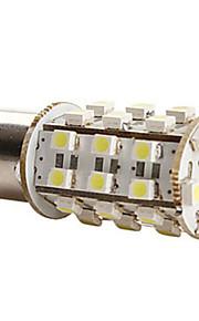 2006 år excelle bil bremse lampe 1156 10W førte blinklys lampe hvid farve