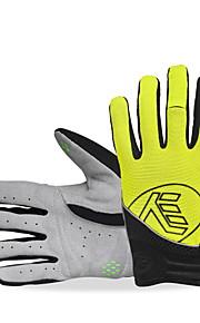 Guantes Ciclismo/Bicicleta Mujer / Hombres Dedos completosA prueba de resbalones / Resistencia al desgaste / Impermeable / A prueba de