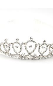 Dame Rhinestone / Krystall / Legering Headpiece Bryllup / Spesiell Leilighet Diademer Bryllup / Spesiell Leilighet 1 Deler