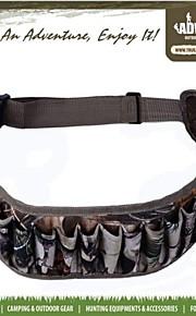 1 L Bolsa de cinturón Acampada y Senderismo Al Aire Libre Impermeable / A prueba de lluvia / Listo para vestir / Multifuncional Camuflaje