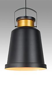 Max 60W Retro Minityyli Maalaus Metalli Riipus valotLiving Room / Makuuhuone / Ruokailuhuone / Kitchen / Työhuone/toimisto / Lastenhuone