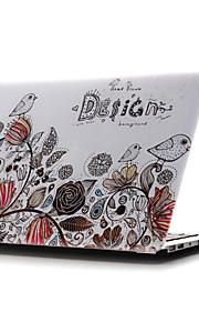 ציור בצבע ~ 21 סגנון פגז שטוח ל- MacBook Air 11 '' / 13 ''