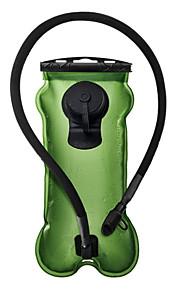 3L L Pack de Hidratación y Cantimplora Acampada y Senderismo / Ciclismo Al Aire Libre Compacto Verde Oscuro EVA other