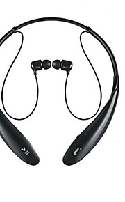 hbs800 nekband stijl sport draadloze stereo bluetooth headset hoofdtelefoon met microfoon voor iPhone en anderen