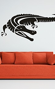 Dieren / Romantiek / Mode / Abstract / Fantasie Wall Stickers Vliegtuig Muurstickers,PVC M:42*90cm / L:55*121cm