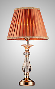 Luzes de Secretária-Tradicional/Clássico-Metal-Cristal / Multi-Cores