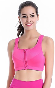 YUIYE® Hot Sale Women Sports Bra Yoga Underwear Ultra-thin Breathable Vest No Rims Running Fitness Bras