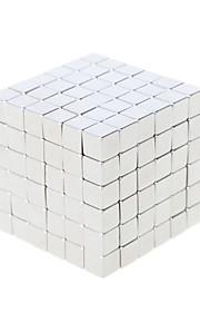 216pcs / erä neliö magneetti magic kuutio 4mm magneetti lelu rauta laatikko