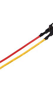 5 * carchet ac 250v 6a / 125V 10a 2-pins schakelaar aan / uit stekker tweedraads tuimelschakelaar