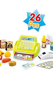 lasten koulutus valaistumisen lelut lasten leikkiä riemukas ääni ja valo simulointi lelu kassakone