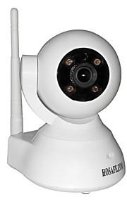hosafe sv03 720p draadloze pan / tilt ip camera w / ONVIF / 4 stuks scala ir leds / tweeweg spreek / Mcro sd-kaart opnemen