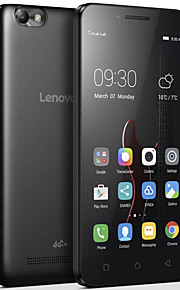 "Lenovo Vibe C 5.0""IPS Android 5.1 4G Phablet MSM8909 1GB+8GB 5MP+0.3MP 2300mAh Battery"