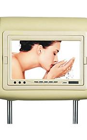 7 inch tft-lcd universele auto achteruitkijkspiegel-monitor met stand achteruit back-up camera van hoge kwaliteit