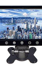 9 tommer hd TFT-LCD bil ede skærm med stativ omvendt backup kamera af høj kvalitet