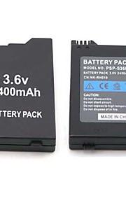 Logitech-PSP 2000/3000-Batterier og Opladere-Lyd og Video-Polykarbonat-Sony PSP 3000 / Sony PSP 2000