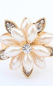 Alliances Femme Imitation de perle Imitation de perle / Alliage Imitation de perle / Alliage