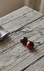 Wood-like Grain Table Cloth Fashion Hotsale High-grade Cotton Linen Square Coffee Table Cloth Cover Towel