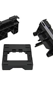 Geeetech Makerbot 3D Printer Plastic Part Kit Black